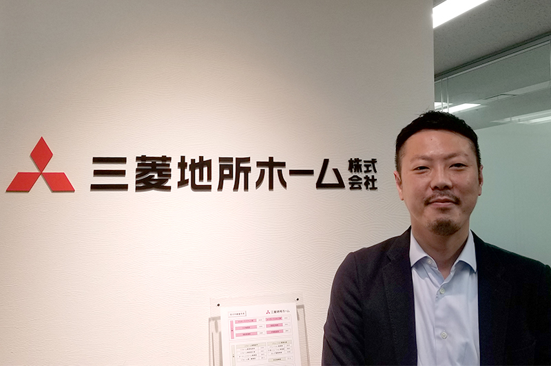 三菱地所ホーム株式会社商品開発部部長兼商品開発グループリーダーの石川一氏