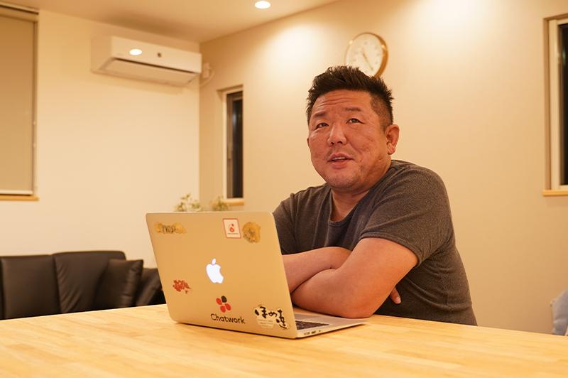 住宅業界で働く意味を説く、楓工務店の田尻忠義社長
