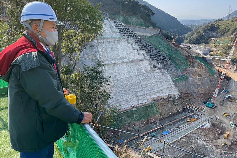 国交省・工事事務所長が語る立野ダムの「流水型ダムの新たな価値」とは?