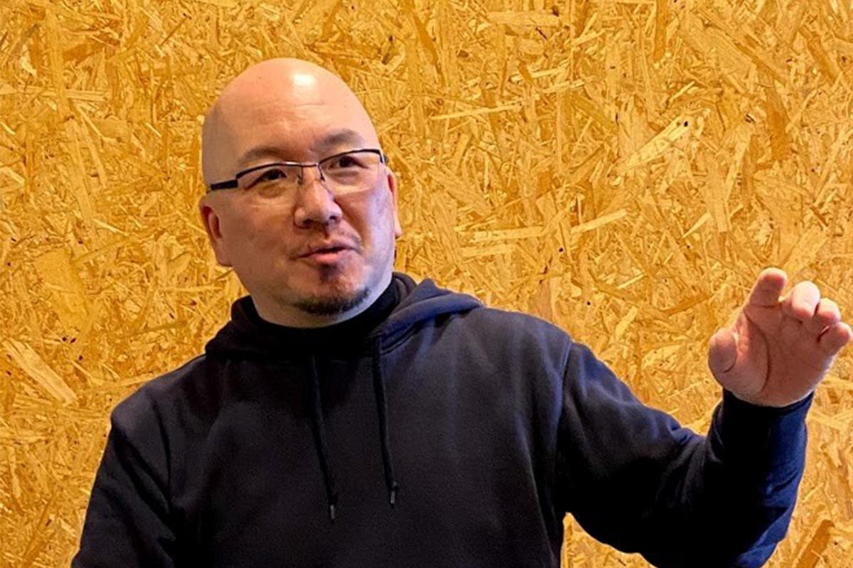 浅葉健介氏(日本ボレイト株式会社代表取締役、(一社)日本ホウ酸処理協会理事)