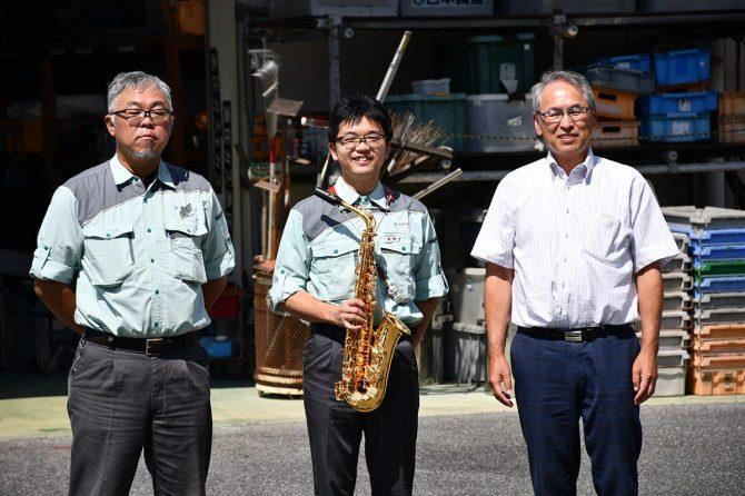 左から武田さん、福間さん、佐々木さん