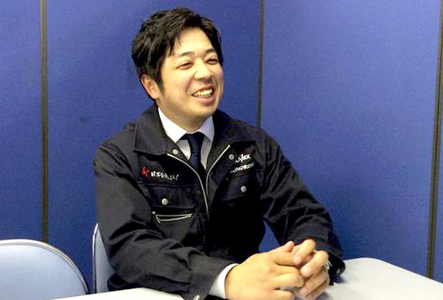 派遣社員から、有名ゼネコンの正社員へ 山田健一さん