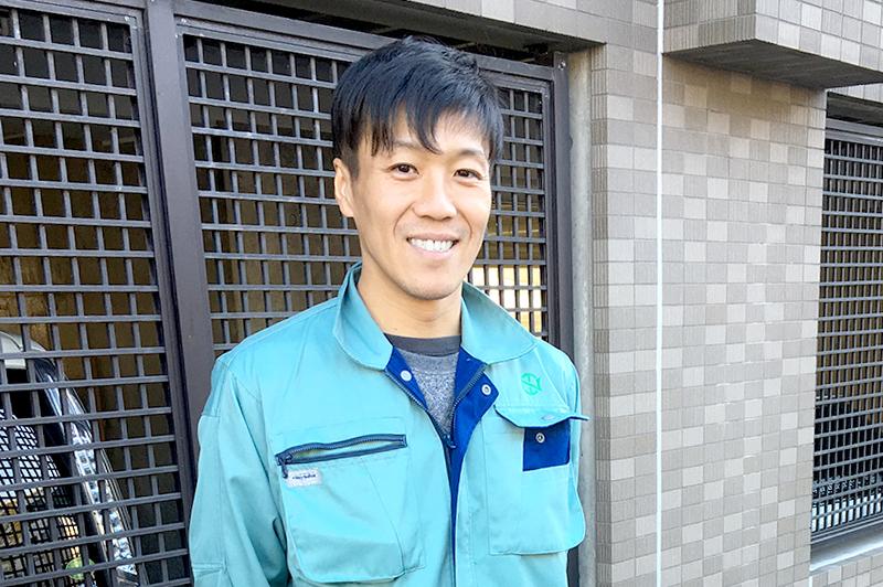 斉藤厚志さん