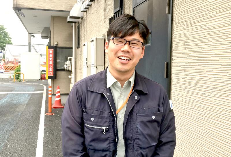 福田昭文さん