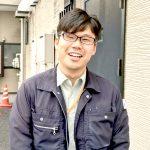 格闘家から建築施工管理技士へ<br>福田昭文さん